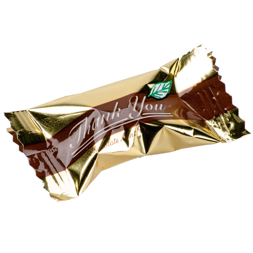 Chocolate Mint Creams Individually Wrapped