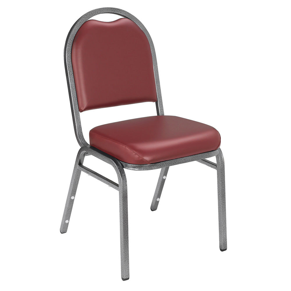 National Public Seating 9208 Sv Dome Style Stack Chair