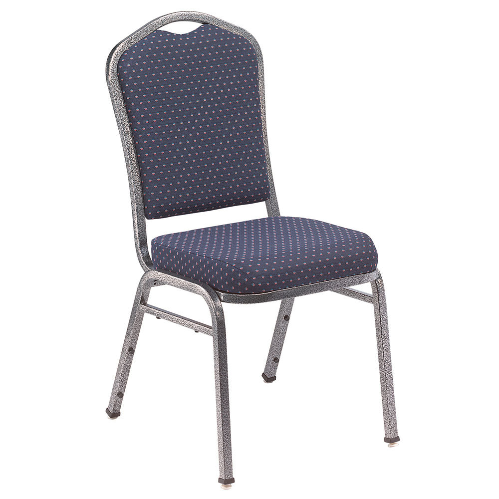 National Public Seating 9364 SV Silhouette Style Stack