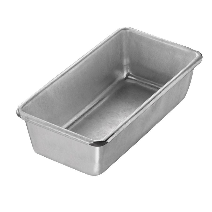 chicago metallic 45031 1 2 single open top glazed bread pan 7 1 4 x 3 5 8 x 2 1 4. Black Bedroom Furniture Sets. Home Design Ideas