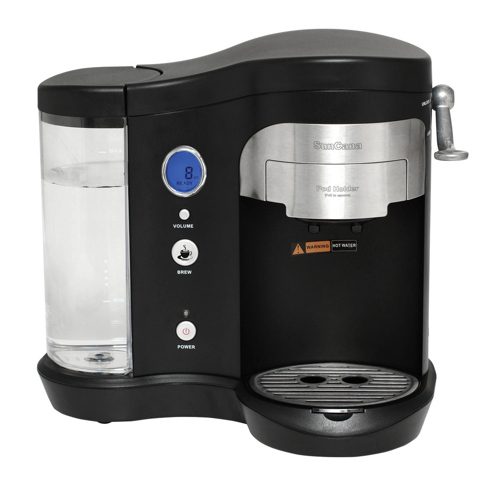 Single Cup Coffee Maker That Uses Pods : Bloomfield H701A-120V Single Cup Pour Over Style Pod Coffee Brewer - 1400W