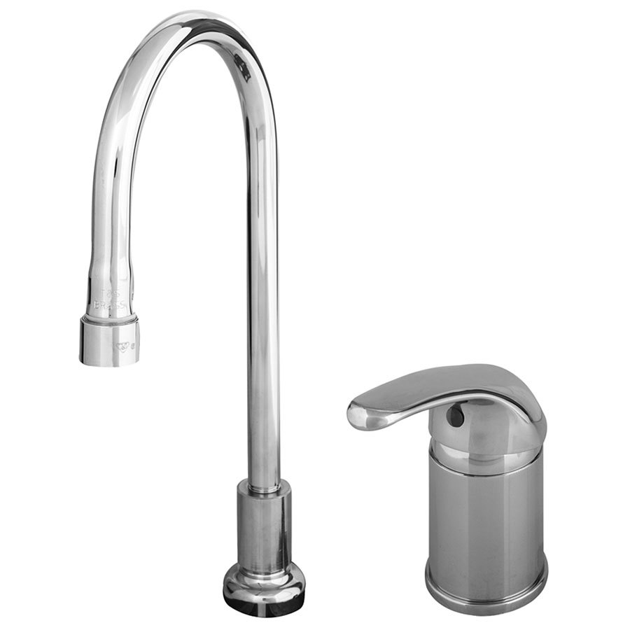 Levers Water Flow : T s b single lever faucet with remote on off control