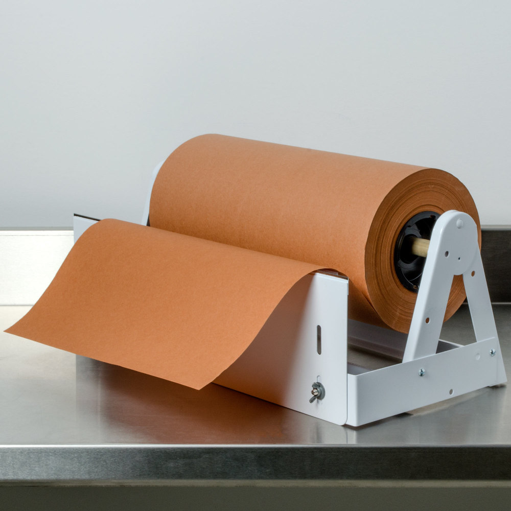 butcher paper dispenser Shop butcher paper dispenser at webstaurantstore, your resource for restaurant supplies and equipment order today for fast shipping.