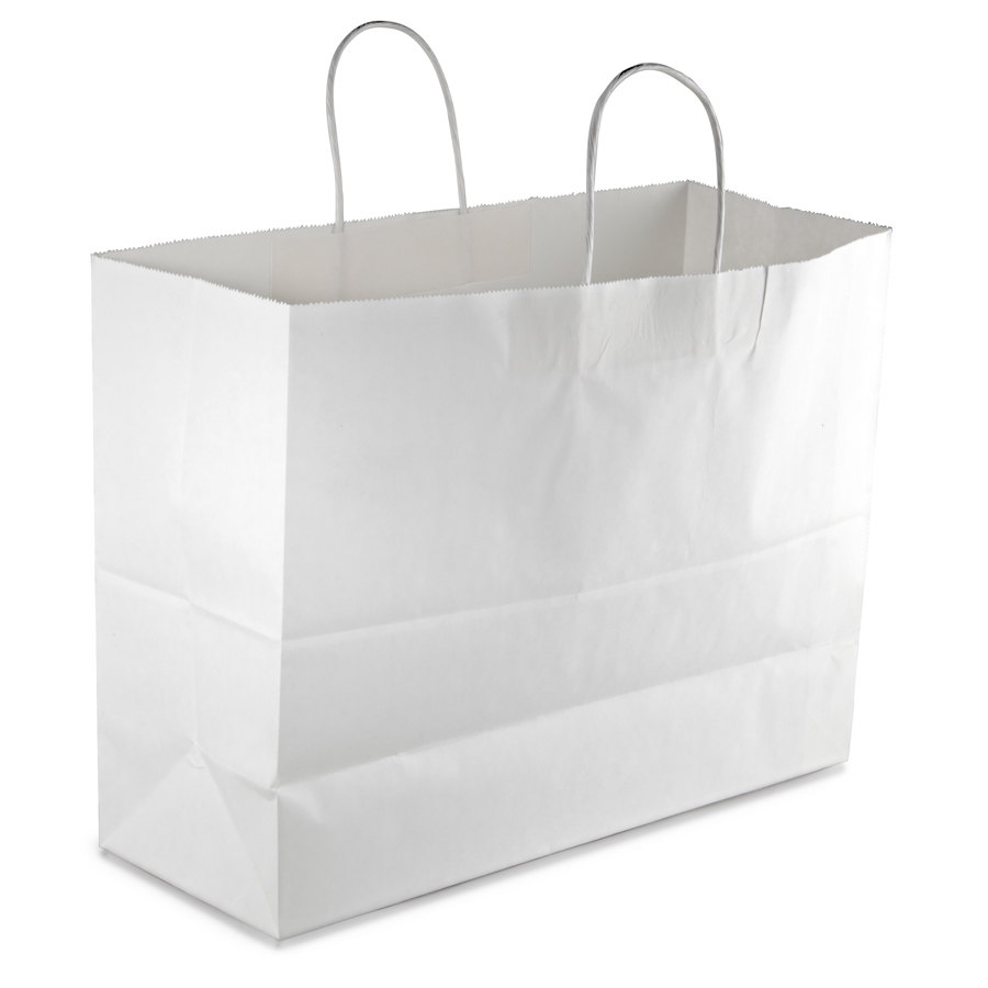 Shopping Bag Png Tote White Paper Shopping Bag