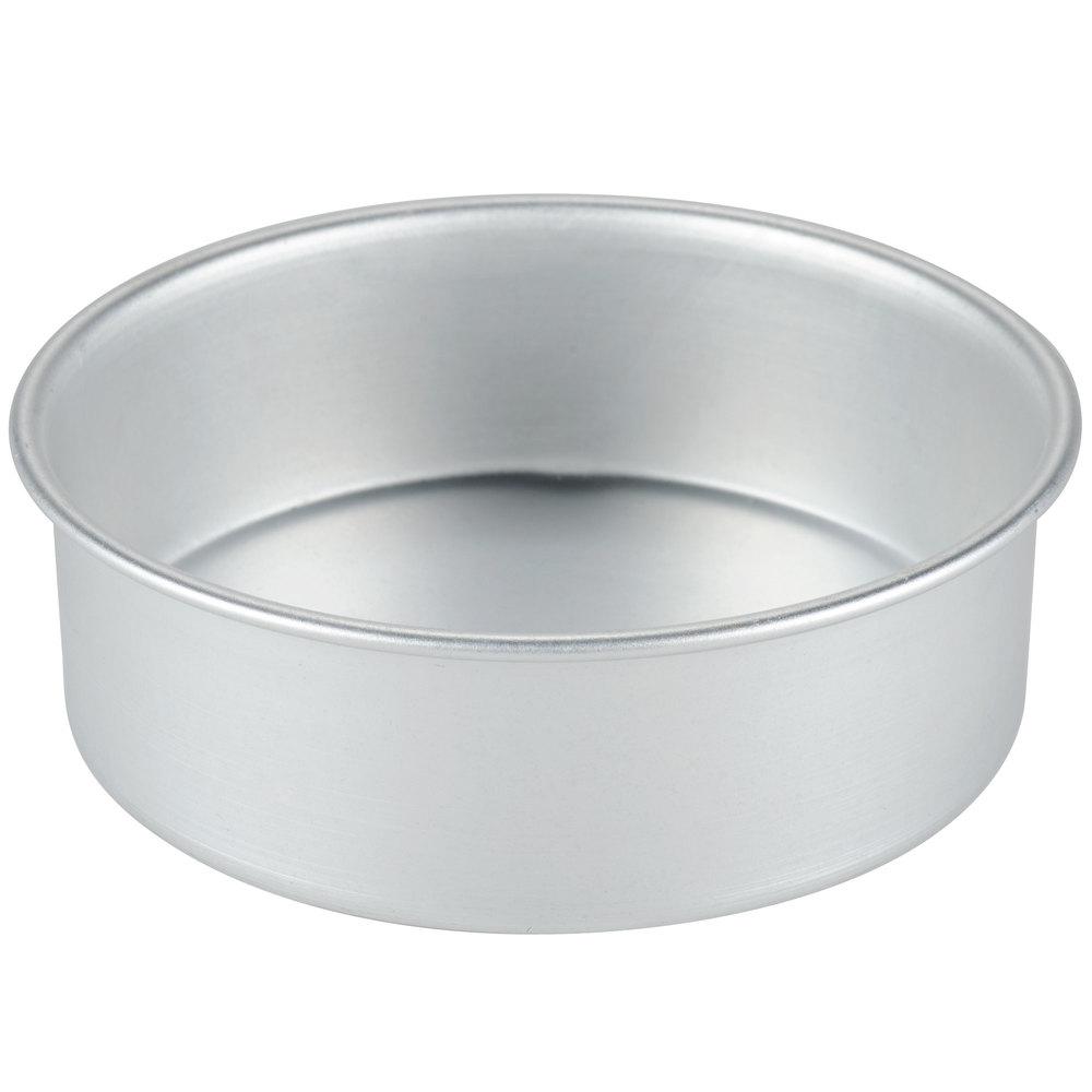 Deep Round Cake Pans