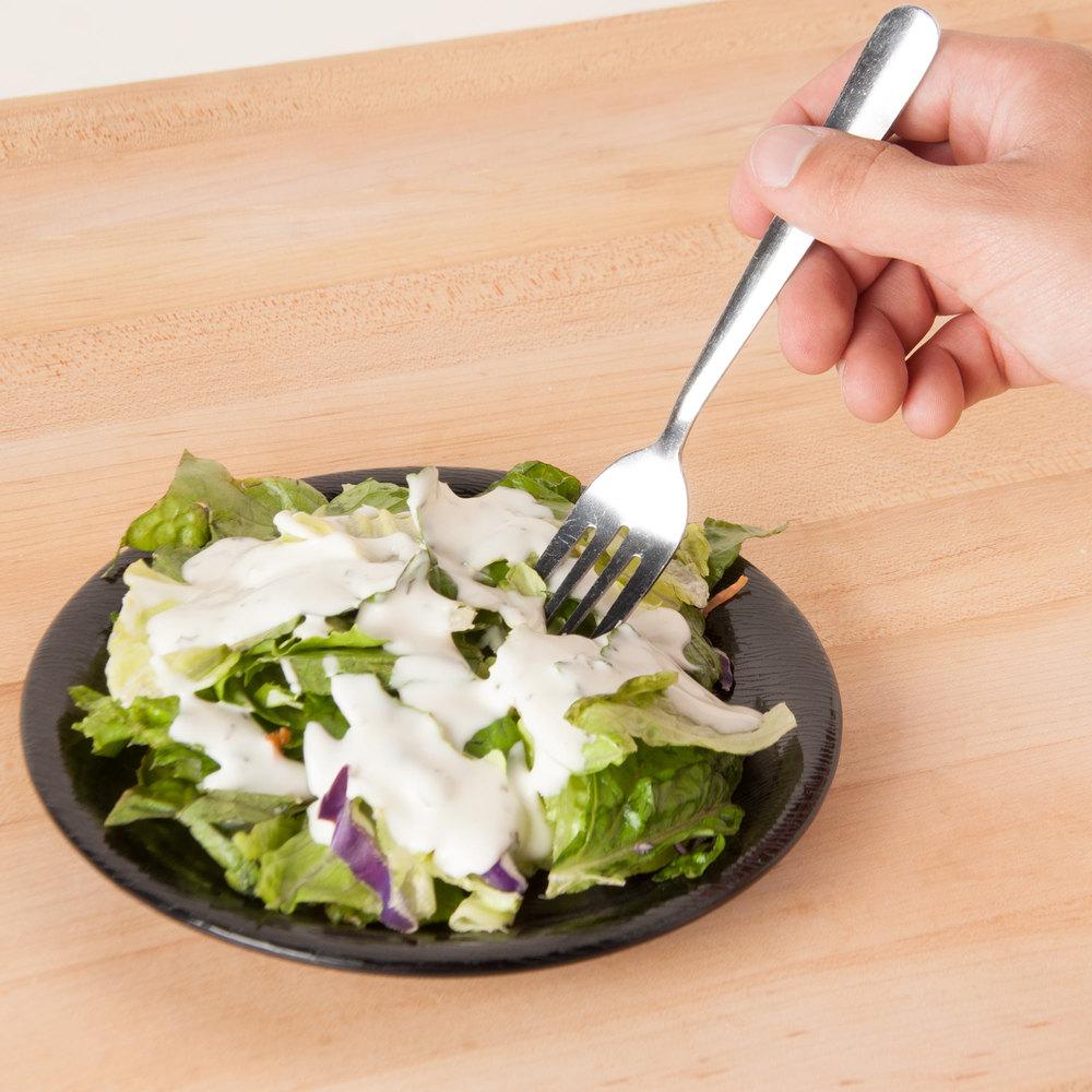 windsor flatware stainless steel salad fork 12 pack. Black Bedroom Furniture Sets. Home Design Ideas