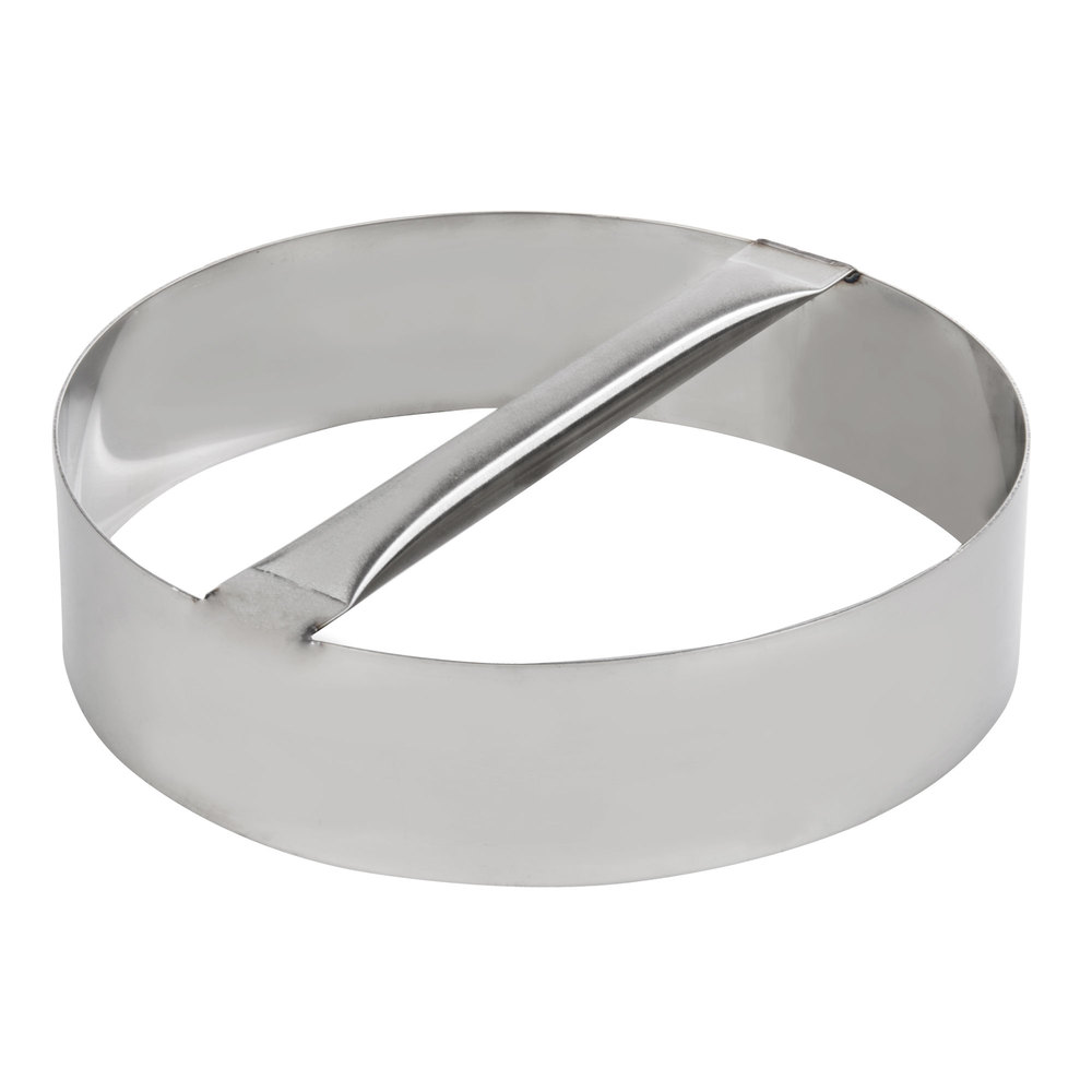 American metalcraft rdc14 14 x 3 stainless steel dough for 3 inch rings for crafts
