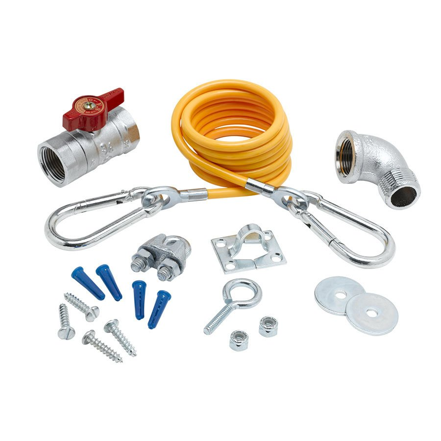 Gas Appliance Installation : T s ag kd quot gas appliance installation kit