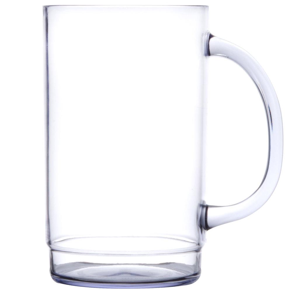 Plastic Beer Mugs Get 00083 20 Oz San Plastic Beer Mug