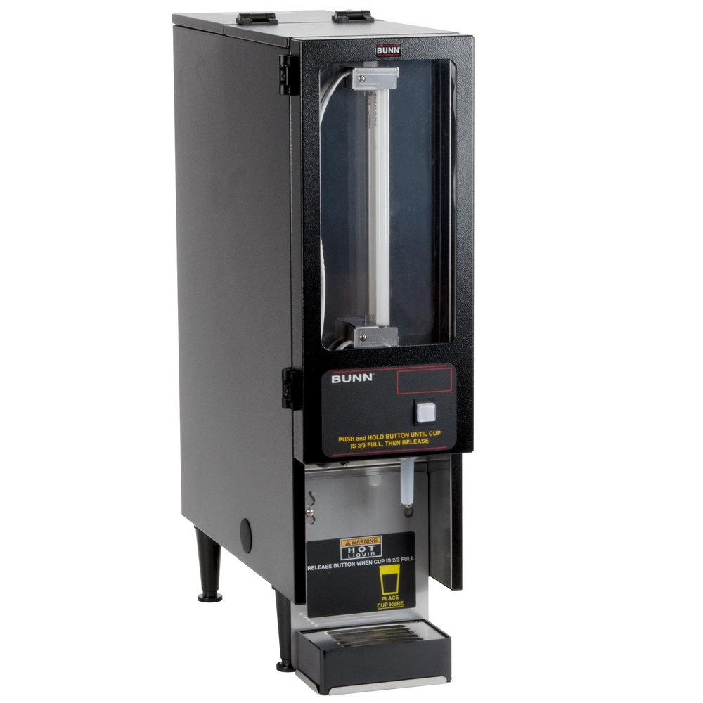 bunn fmd 1 blk fresh mix cappuccino espresso machine hot chocolate dispenser 120v bunn set00. Black Bedroom Furniture Sets. Home Design Ideas