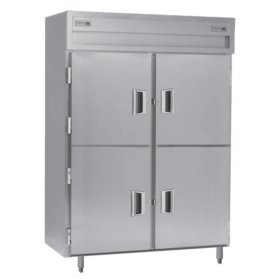 Delfield Smdfp2 Sh 49 92 Cu Ft Solid Half Door Dual