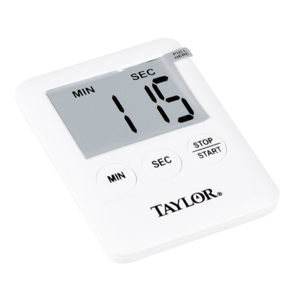 Taylor 584221 Mini Single Event Kitchen Timer
