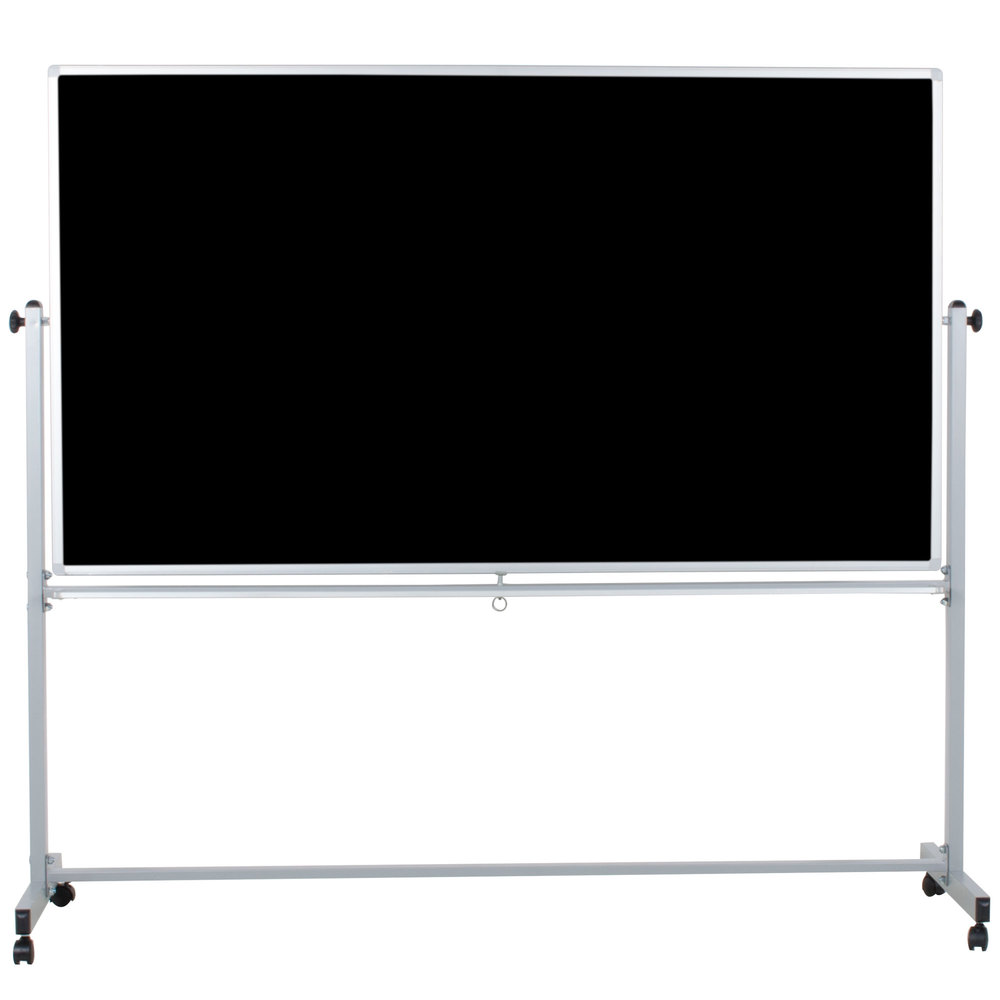 Luxor H Wilson Mb7240 72 Quot X 40 Quot Double Sided Whiteboard