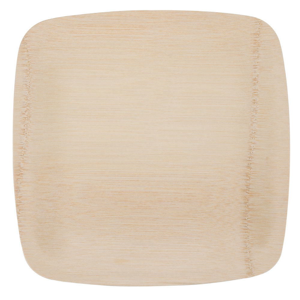 bamboo paper plates Bamboo plates and disposable eco-friendly palm leaf dinnerware good for you and good for the earth compostable and biodegradable tableware and party.