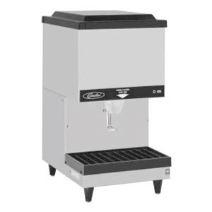 Cornelius D45 45 lb. Manual Fill Countertop Ice Dispenser