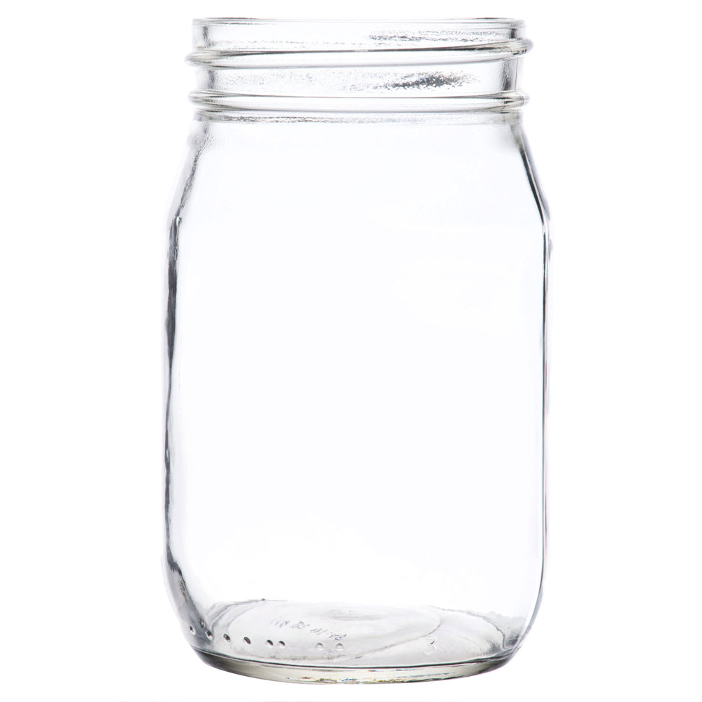 Mason Jar Drinking Glasses  Oz