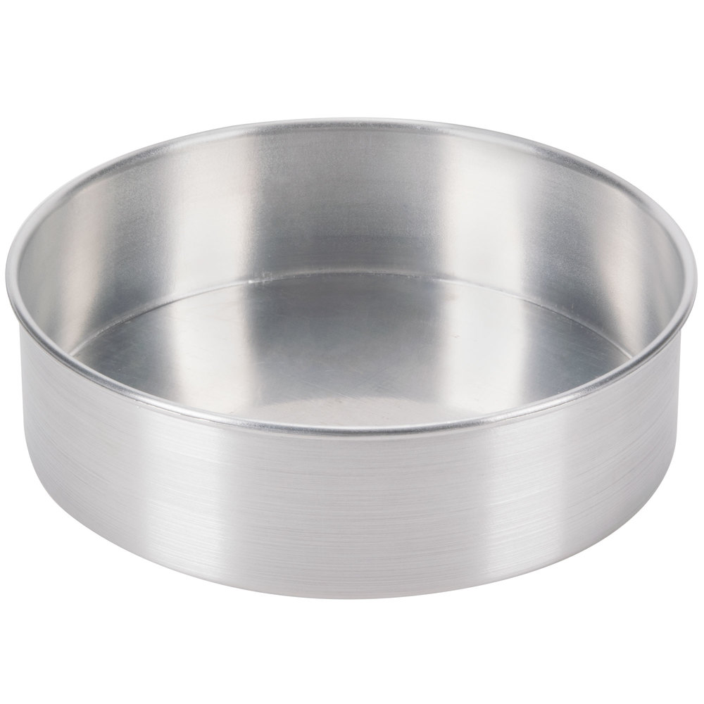 8 inch cake pan 10 quot x 3 quot aluminum cake pan with removable bottom 1185