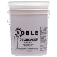 Noble Chemical 5 Gallon Heavy Duty Degreaser - Ecolab® 19505 Alternative