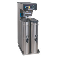 Bunn TB6Q Quick Brew Twin 3 Gallon Iced Tea Brewer - 120V (Bunn 36700.0301)