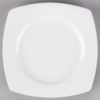 Cardinal Chef & Sommelier S0515 Ginseng 6 inch Square Bread and Butter Plate - 24/Case