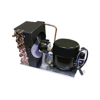 True 874592 1/4 HP Replacement Condensing Unit