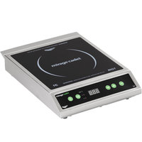 Vollrath 59310 Mirage Cadet Countertop Induction Range - 120V, 1400W (Canadian Use Only)