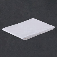 Hotel Pillowcase - 200 Thread Count Cotton / Poly - White Standard 20 inch x 33 inch