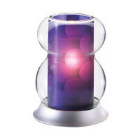 Sterno Products 85456 5 3/4 inch Purple Lamp Shade