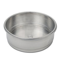 American Metalcraft DRPS5725 7 inch Small Straight Sided Stacking Pan