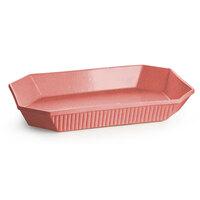 Tablecraft CW2000GG 2.5 Qt. Ginger Cast Aluminum Octagon Casserole Dish