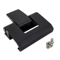 Cambro 60423 Replacement Nylon Latch Kit for UPCS140, UPCS160, and UPCS180 - Post 12/03 Models