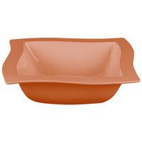 Tablecraft CW3690CP 4 Qt. Copper Cast Aluminum Euro Square Bowl