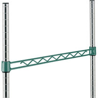 Metro H136-DHG Hunter Green Hanger Rail 36 inch