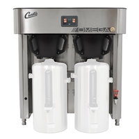 Curtis OMGT10 G4 Omega 6 Gallon Twin Coffee Brewing System - 120/240V