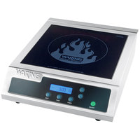 Waring WIH400CND Commercial Induction Range - 120V, 1440W (Canadian Use Only)