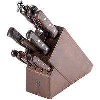 Victorinox Forschner 46153 11 Piece Knife Block Set with Rosewood Handles