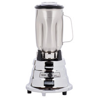 Waring BC900S Heavy Duty Chrome Bar Blender with 32 oz. Stainless Steel Jar (Canadian Use Only)