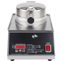 Star SWBS 208/240V Round Waffle Iron 7 inch