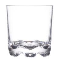 10 oz. Plastic Rocks Glass
