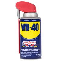 WD-40 8 oz. Spray Lubricant with Smart Straw