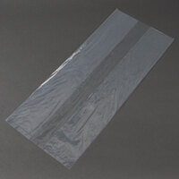 Inteplast Group PB100824M 10 inch x 8 inch x 24 inch Plastic Food Bag - 500 / Case