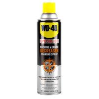 WD-40 Specialist 18 oz. Machine & Engine Degreaser Foaming Spray