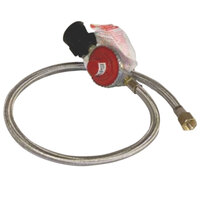 R & V Works Replacement Grill Hose Regulator for Cajun Grill Jr., 20 inch, 30 inch, and 40 inch Grills