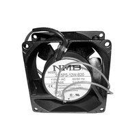 Henny Penny 16684 Equivalent Axial Cooling Fan with Lead Wire - 115V