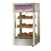 Star HFD3AS 28 1/4 inch Humidified Display Case with Four Adjustable Shelves