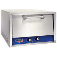 APW Wyott CDO-18 Electric Two Deck Countertop Pizza / Deck Oven - 220V