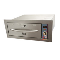APW Wyott HDDi-1B Built-In Single Drawer Warmer