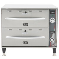 APW Wyott HDDi-2 2 Drawer Warmer