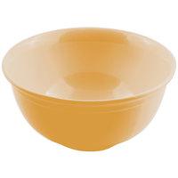 Bon Chef 9070 4 Qt. Sandstone Ginger Cast Aluminum Round Bowl