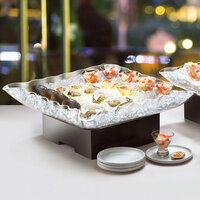 Cal-Mil 902 Illuminated Ice Display Kit - 24 inch x 24 inch x 9 inch